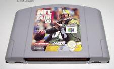 NFL Quarterback Club 98 Nintendo 64 N64 PAL