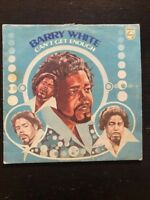 LP 33 GIRI BARRY WHITE CAN'T GET ENOUGH 1974 STEC 175 VG VINYLE 33T LP