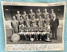 More details for george best plus manchester united 1964-65 champions