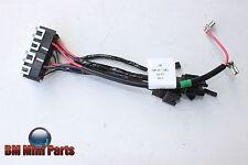 BMW E88 CONVERTIBLE SOFT TOP HYDRAULIC PUMP WIRING HARNESS 54347190723