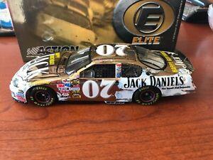 DAVE BLANEY #07 White Gold Elite Jack Daniels/Happy Birthday 1:24 Scale