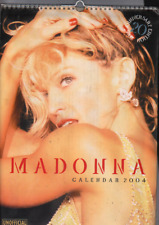 MADONNA 2004 CALENDAR, 20TH ANNIVERSARY EDITION,  unused