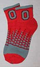NCAA Ohio State Buckeyes Digital Squares Socks LRG
