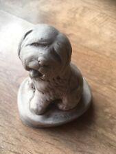 Old English Sheepdog Figurine Ornament