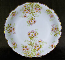 "Elite Works Limoges 12(1/4)"" Floral Charger/Service Platter"