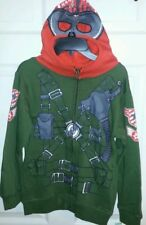 Jacket with Flip over hoodie size medium 10/12..NWT...nice..gift idea by F S D