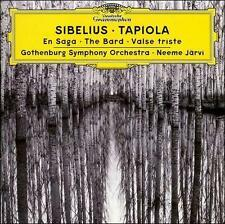 Jean Sibelius: Tapiola; En Saga; The Bard; Valse triste CD! BRAND NEW! SEALED!!