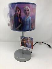 Frozen 2 Kids Stick Lamp Bedroom Playroom Nursery Decorative Accent Lighting NEW