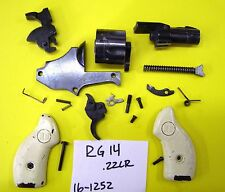 RG Model 14 IN 22 LR PARTS LOT BARREL CYLINDER ALL THE PARTS 4 ONE PRICE #16-125