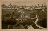 1120: AK Postkarte Rothenburg ob der Tauber Totalansicht