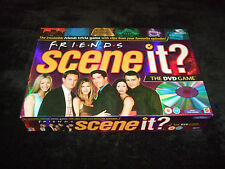 FRIENDS SCENE IT-- THE ADULT DVD GAME BY MATTEL 2005