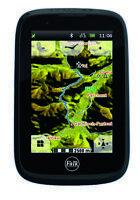 Falk TIGER BLU Fahrrad GPS Navigationsgerät inkl. Premium-Karte DEU & Bluetooth