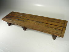 Vintage Witco Bench 60's Mid 20th Century Rustic Modern Philip Lloyd Powell Era