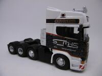 OXFORD SMITHS HEAVY HAULAGE SCANIA R TOPLINE TRUCK CAB MODEL  1:76 ref gj
