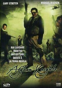 Afghan Knights DVD Gary stretching Michael Madsen Nuovo Sigillato N
