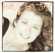 House of Love by Amy Grant (CD, Aug-1994, A&M) Free Ship #GE50