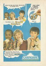 X4804 Gelati Carpigiani - Pubblicità 1979 - Advertising