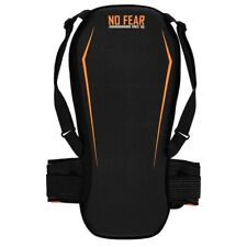 NEW No Fear Soft Back Protector Spine Guard