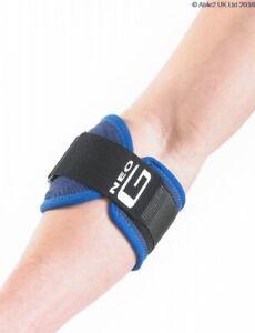 Neo G Elbow Strap Support For Epicondylitis Tennis Golfers Elbow sport universal
