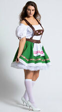 Leg Avenue Oktoberfest Beer Garden Halloween Cosplay Costume Womens Sz 2XL