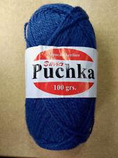 Itessa Silvia Puchka Alpaca - Acrilico 100 grs. Blue Color 753