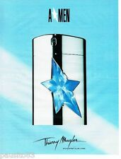 PUBLICITE ADVERTISING 116  1997  parfum Amen par Thierry Mugler