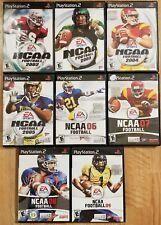 Ncaa Football (Sony PlayStation 2) Ps2