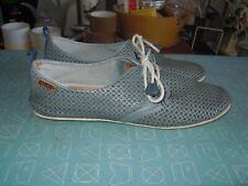 """Pikolinos"" Informal Zapatos un Azul Talla uk6.5 Traje de ambos sexos"