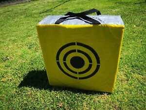 Yellow Jecket 3D Archery Target 50x50x20cm Compound & Recurve Bows Foam