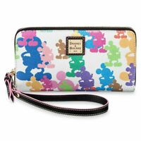 Mickey Mouse Wallet Wristlet by Dooney & Bourke – 10th Anniversary