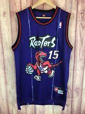 New ListingVince Carter NBA Toronto Raptors Team Nike Jersey Size 50    Large Purple 105 f225e9da7