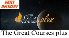 The Great Courses Plus Subscription (Annual Plan)
