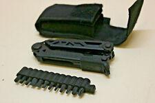 Gerber Centerdrive Multitool, With Original Sheath and Bit Set - Black