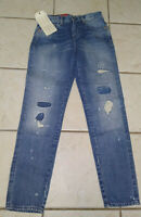 NWT Levi's Vintage NWT Selvedge Patched Distressed Jeans Size 505-0217 26x30