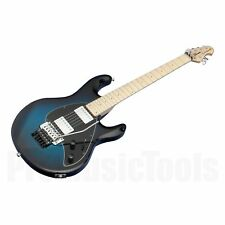 Music Man USA SILHOUETTE FR HH PBB-Pacific blueburst MN LIMITED EDITION * NEW *