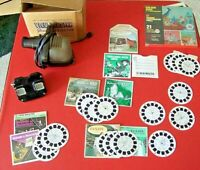 View-Master Collection Viewer Projector Many Reels Packets Hawaiian Islands Oahu