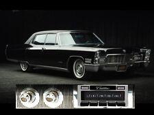 NEW USA-630 II* 300 watt '67-68 Cadillac AM FM Stereo Radio iPod USB Aux inputs