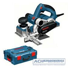 BOSCH Handhobel Elektrohobel GHO 40-82 C inkl. L-Boxx Ersatzmesser 850Watt