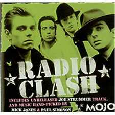 MOJO Radio Clash 15-trk CD NEW Last Poets TV Personalities 101ers Mikey Dread