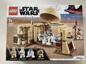 Lego 75270 Star Wars - Obi-Wan's Hut - New & Sealed