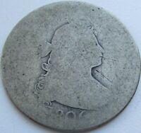 1806 Draped Bust Quarter in a SAFLIP®