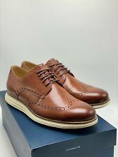 *NEW* MEN COLE HAAN Original Grand Leather Wingtip Oxford (C26471), Sz 10.0-12.0