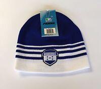 Honduras Beanie Reversible Logo Flag Gorro Gorra Pom Knit Hat Cap Hat Soccer
