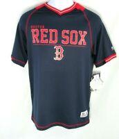 MLB Boston Red Sox Men's True Fane Jersey Shirt (Sizes S thru 2XL)