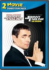 Johnny English 2-Movie Family Fun Pack [New DVD] Snap Case