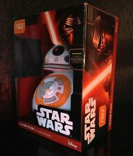 """Star Wars Large 15"""" BB8 Talking Sounds Force Awakens Deluxe Plush Soft Toy NEW"""