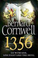 1356, Cornwell, Bernard Book