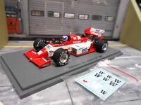 F1 ZAKSPEED 841 Turbo Monaco GP 1985 #30 Palmer West NEU S1873 Spark 1:43
