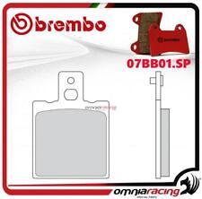 Brembo SP pastillas freno sinterizado trasero para Frigerio Puch F7 125 1989>