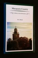 D G Bowd - Macquarie Country - A History Of The Hawkesbury - hbdj